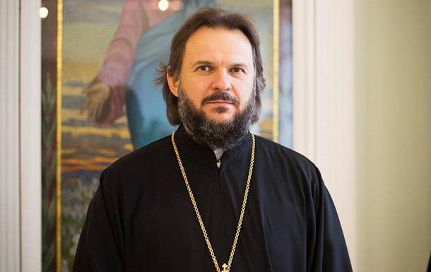 В Украину не пустили ректора Московской духовной академии