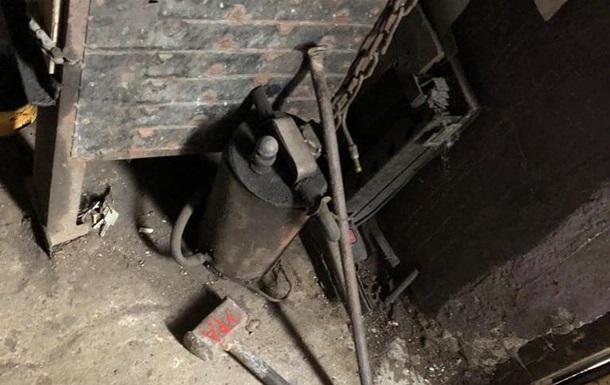 В Житомирской колонии нашли спецкамеру для криминальных авторитетов