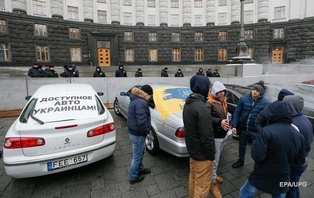 Средства за  евробляхи  пойдут на пенсии - нардеп