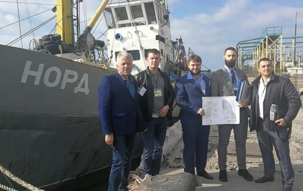 Украина продает Норд. С него началось обострение