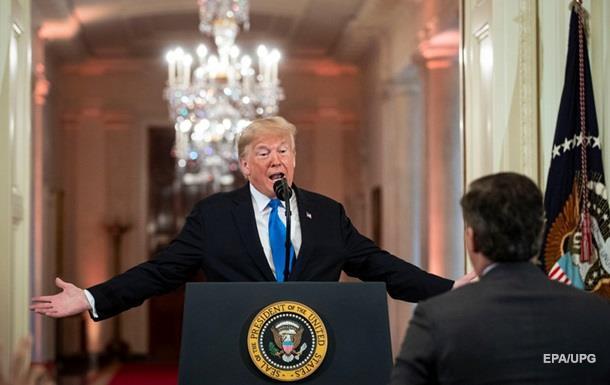 Трамп паникует? В США ушел в отставку Генпрокурор