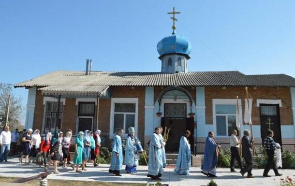 В Харьковской области ограбили второй за сутки храм