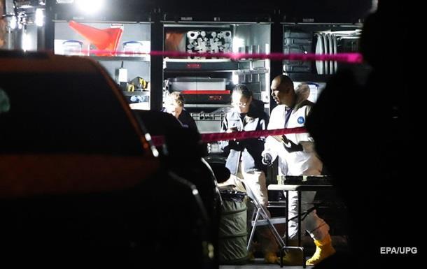 12 жертв. Стрельба в самом безопасном городе США
