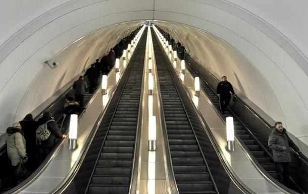 У Києві закривали станцію метро Вокзальна
