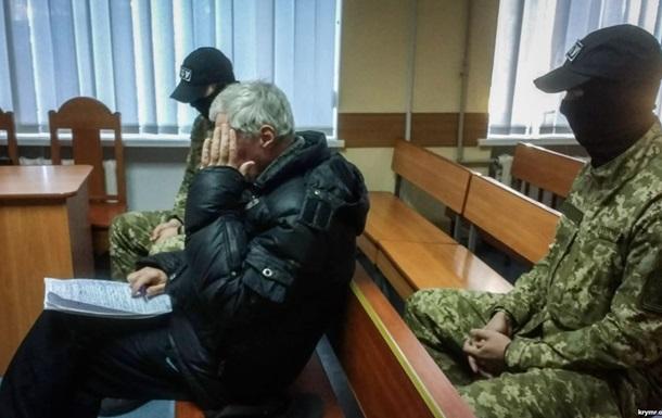 У Херсоні суд заарештував підозрюваного в сепаратизмі