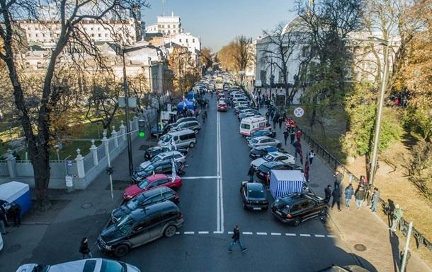 Мітинги в Києві пройшли без порушень - поліція