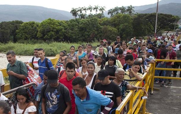 Венесуэлу покинули три миллиона беженцев – ООН