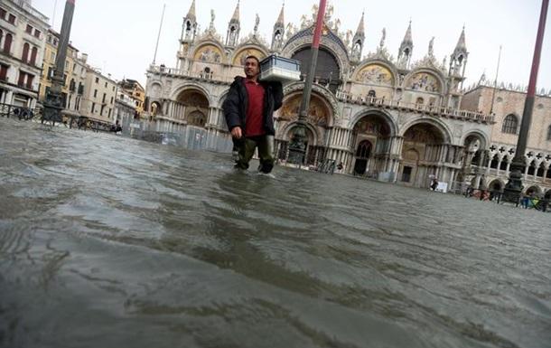 Непогода в Италии: режим ЧП введен в 10 областях