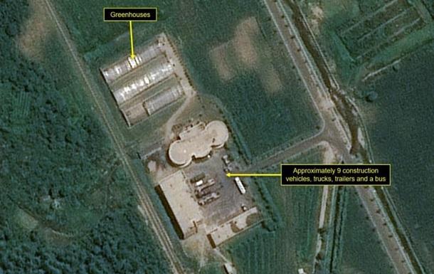 Северная Корея остановила демонтаж космодрома Сохэ - СМИ