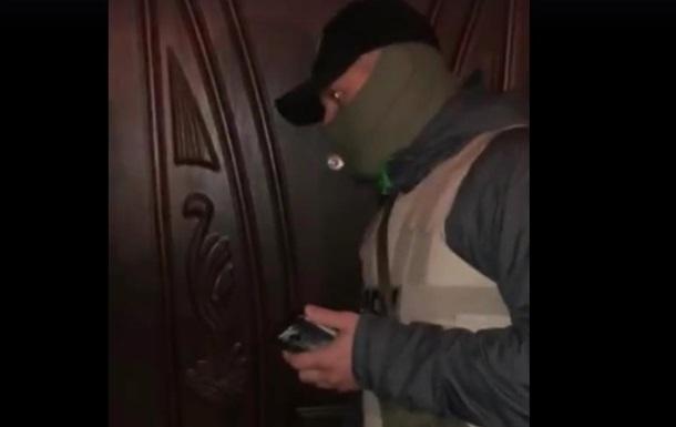 СБУ обшукала житло керівників організації Брати