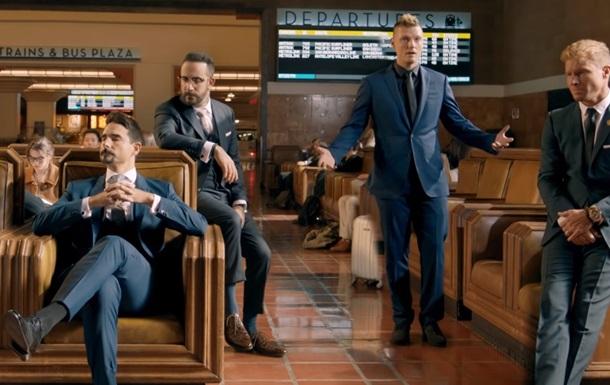 Легендарные Backstreet Boys выпустили новый клип