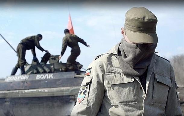 В Краматорске полиции сдался сепаратист