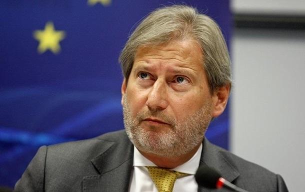 Євросоюз не визнає  вибори  в  ЛДНР  - Хан