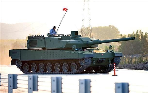 Туреччина розпочне серійне виробництво нових танків