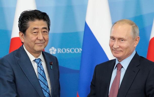 Японія хоче прискорити переговори щодо Курил - ЗМІ