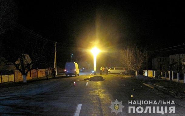 На Буковине авто сбило телегу с конем, есть жертвы