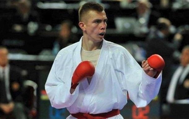 Українець Чеботар виграв срібло чемпіонату світу з карате