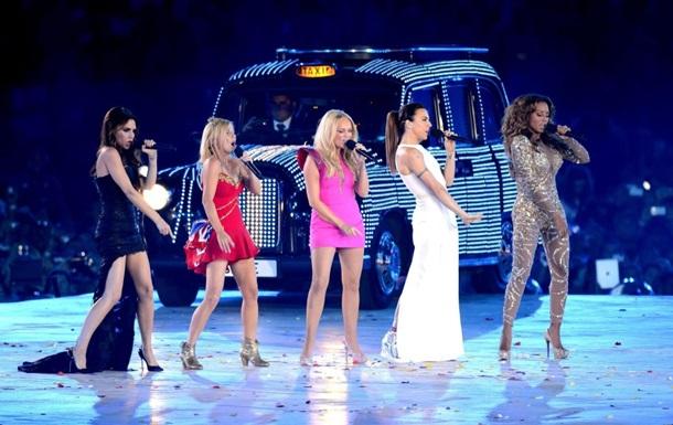 Стал известен гонорар Spice Girls за тур по Великобритании