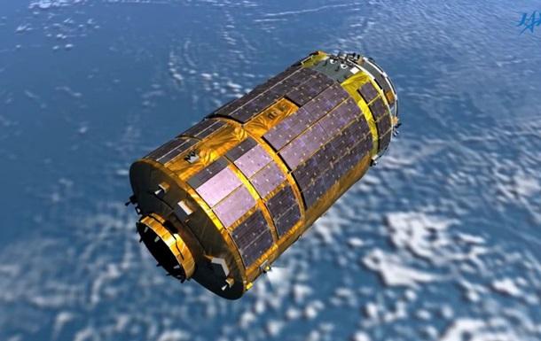 Японская капсула вернулась на Землю с материалами опытов с МКС