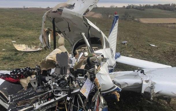 В США упал легкомоторный самолет, погибли четыре человека