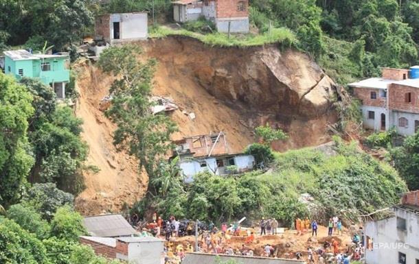 У Бразилії число жертв зсуву виросло до 14 людей
