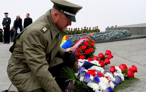 В Киеве почтили память погибших воинов
