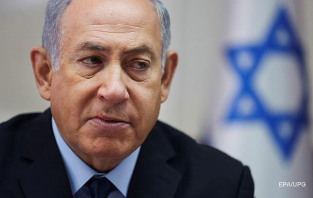 Нетаньяху сократил визит во Францию из-за ситуации на границе Газы