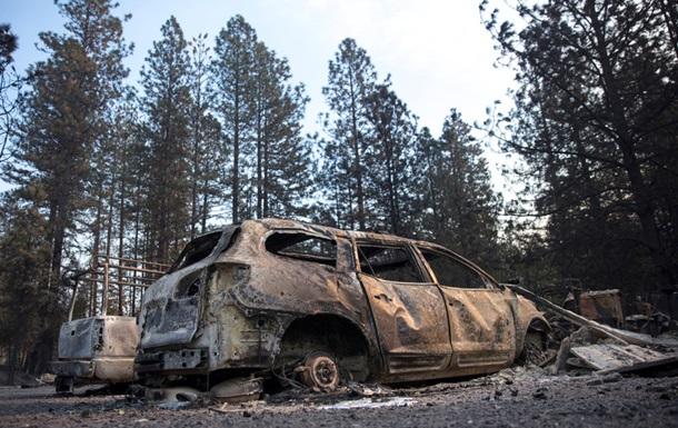 Жертвами пожара в Калифорнии стали 29 человек