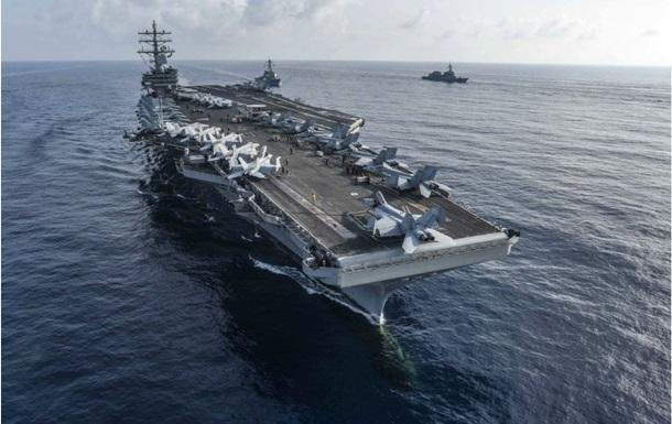 У берегов Японии разбился американский истребитель