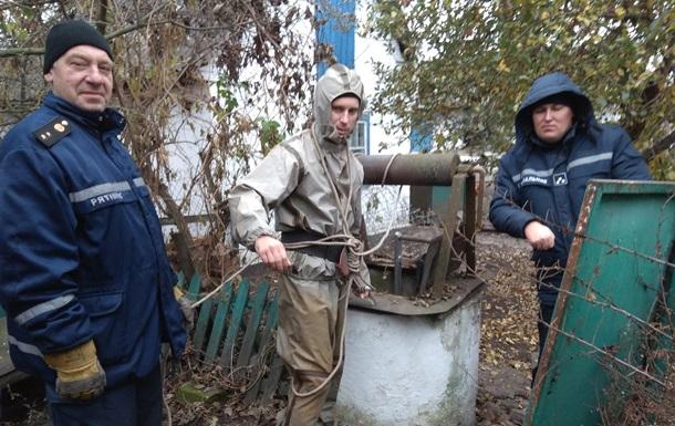 На Київщині жінка втопилася в колодязі