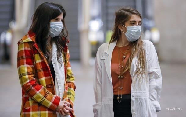 У Києві зросла кількість хворих на грип і ГРВІ