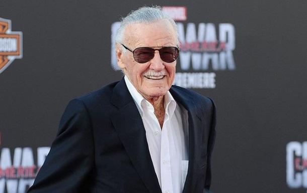 Помер відомий творець коміксів Marvel Стен Лі