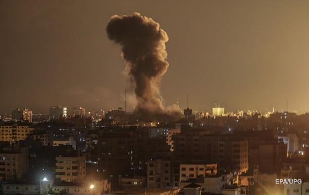 Израиль опубликовал видео удара по штабу ХАМАС
