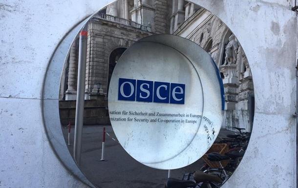Рада ОБСЄ засудила  вибори  на Донбасі