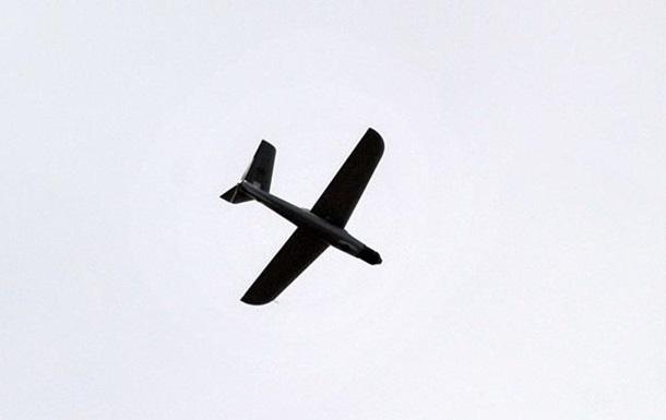 Военные засекли дрон у арсенала на Кировоградщине