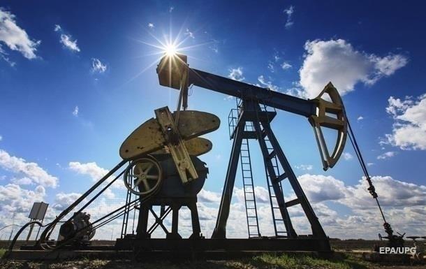 Цена на нефть упала ниже 69 долларов за баррель