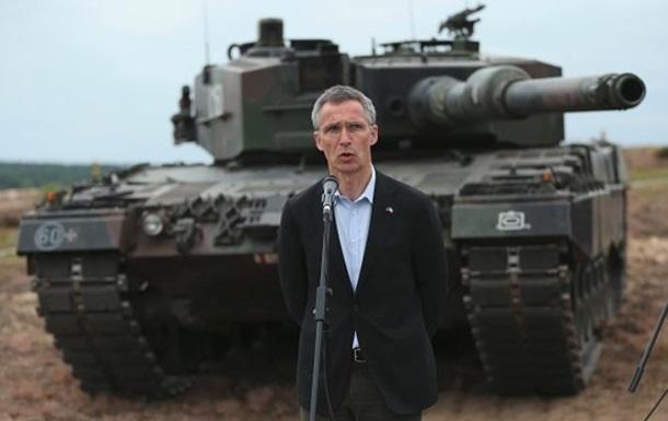 Девять стран НАТО увеличили расходы на оборону до двух процентов ВВП