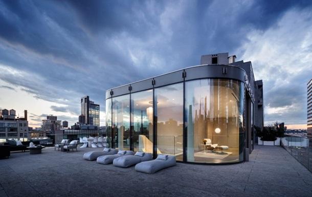 Квартира за $50 миллионов. Фото элитного пентхауса