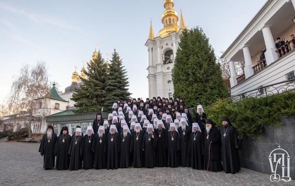 В УПЦ МП прийняли заяву про  зустріч  з Порошенком
