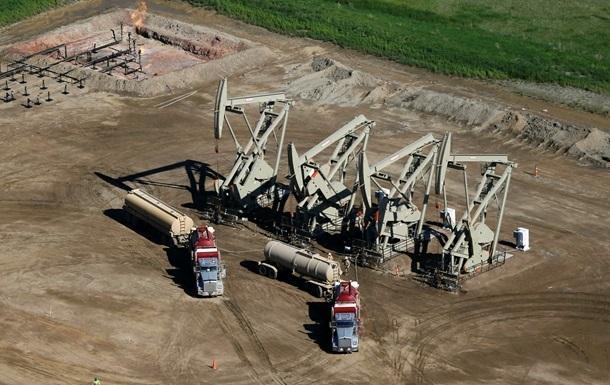 Ціни на нафту обвалилися на 4% за день