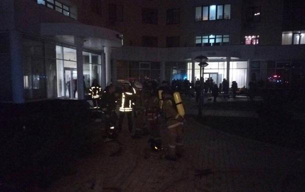 В Одесі горіла багатоповерхівка, постраждали діти