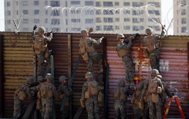 Перші учасники каравану мігрантів досягнули кордону США