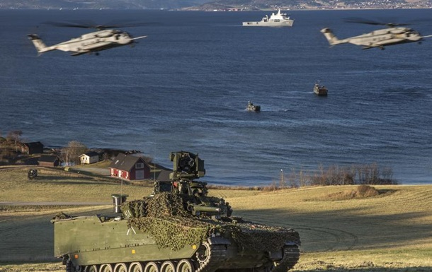 Норвегія закидає Росії блокування GPS під час військових навчань