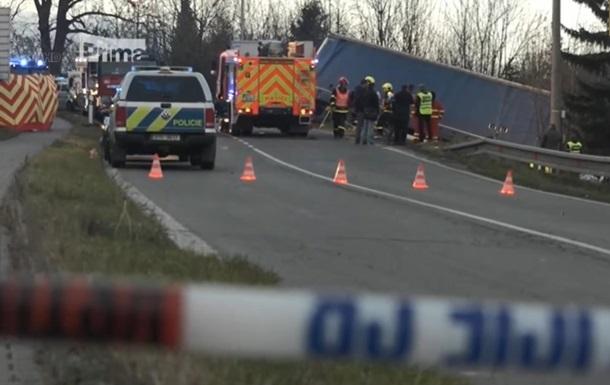 ДТП в Чехии: в реанимации умерла пострадавшая украинка