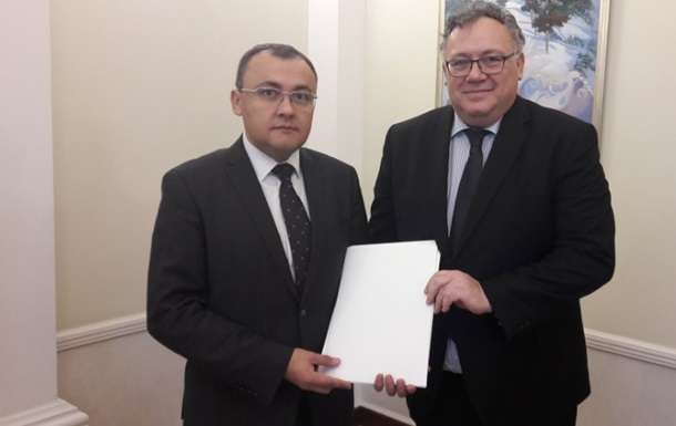Новий посол Угорщини в Україні приступив до роботи