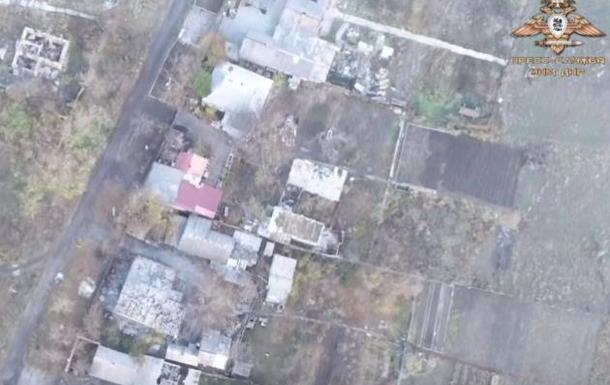 О сбитом украинском безпилотнике
