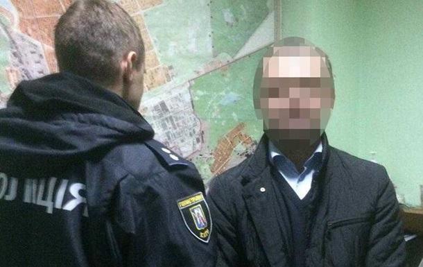 В Киеве задержали  минера  банков