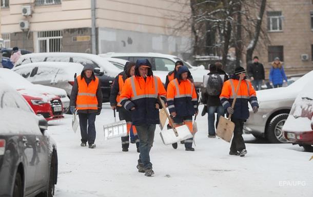 Підсумки 14.11: Сніг у Києві та нові тарифи на воду