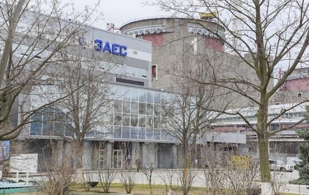 Запорізька АЕС підключила до мережі перший енергоблок
