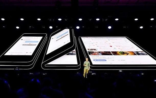 Samsung Galaxy F: фото